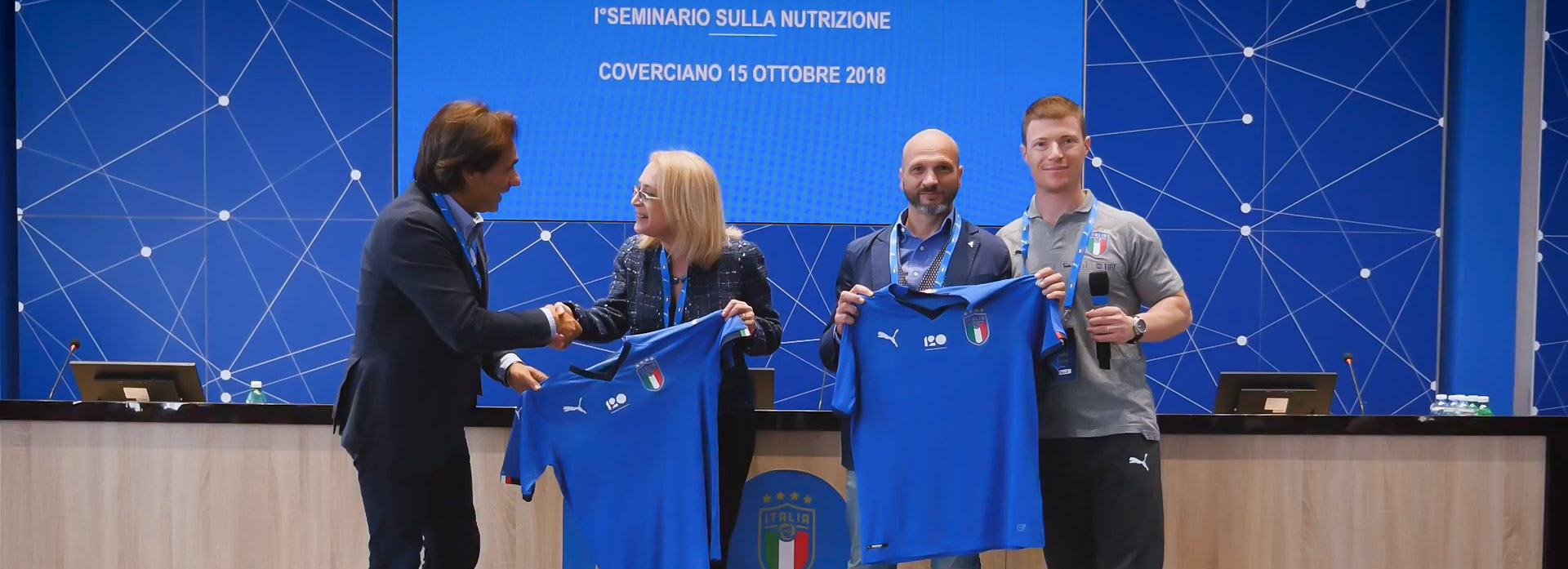 Head of Nutrition Italian Football team